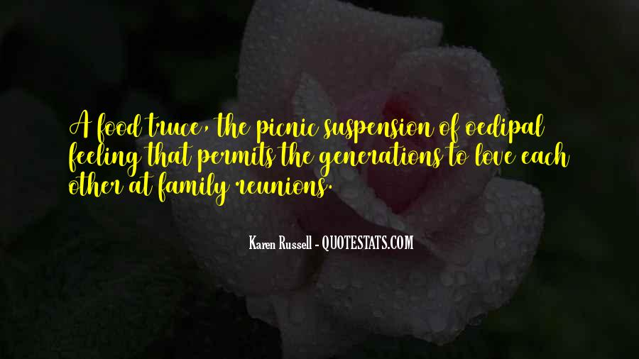 Love You Like Family Quotes #68000