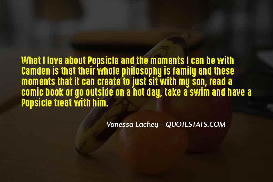 Love You Like Family Quotes #68624