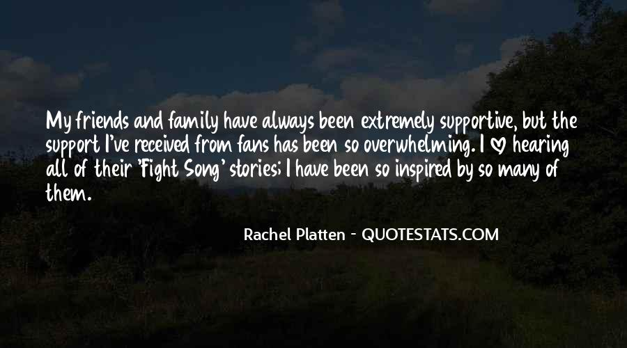 Love You Like Family Quotes #7335