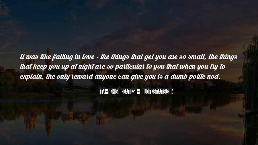 Love You Like That Quotes #38823