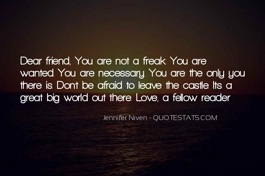 Love You My Dear Friend Quotes #499536