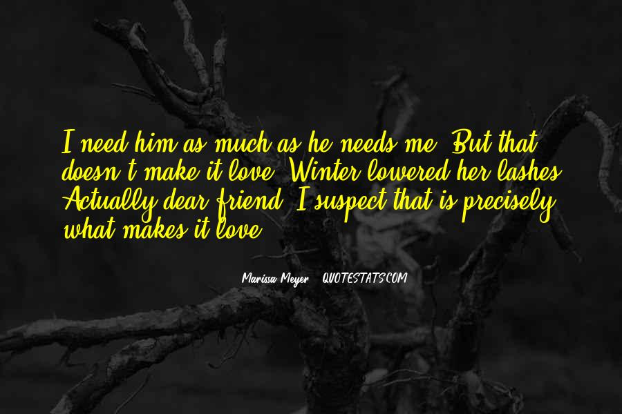 Love You My Dear Friend Quotes #737251