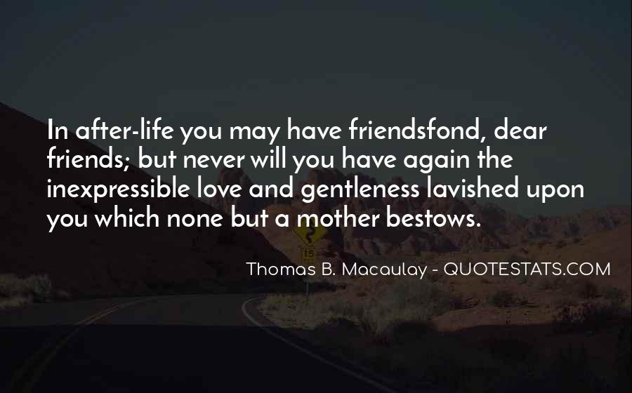 Love You My Dear Friend Quotes #952386