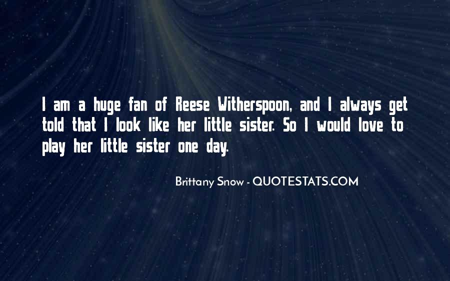 Love You My Little Sister Quotes #180016