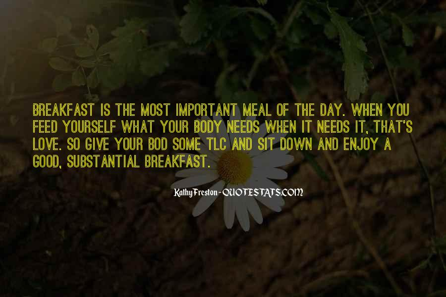 Love Your Body Day Quotes #1029977