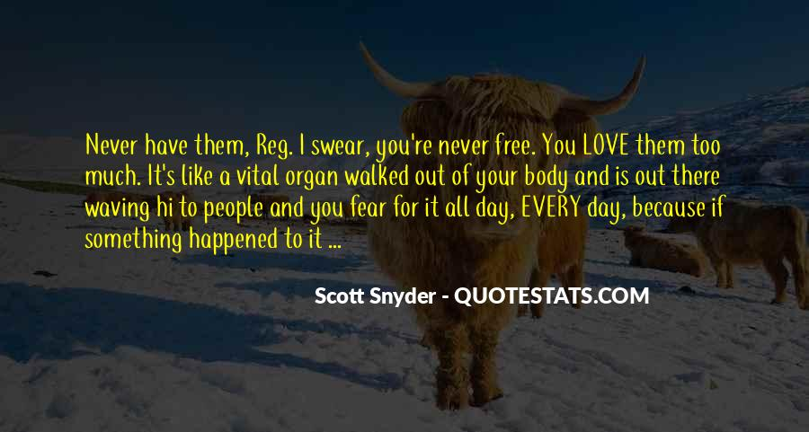 Love Your Body Day Quotes #1159353