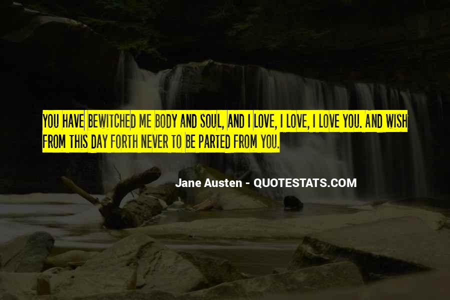 Love Your Body Day Quotes #1168509