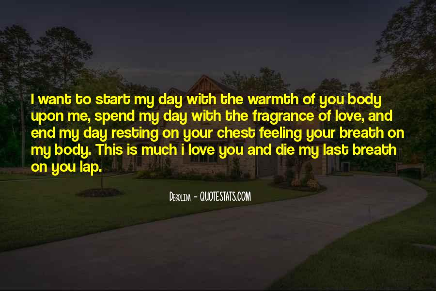 Love Your Body Day Quotes #1299425