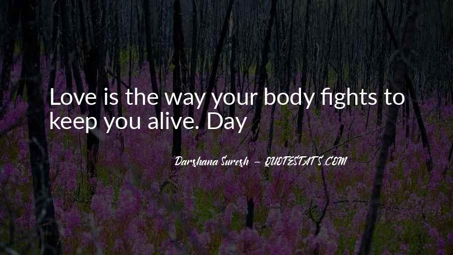 Love Your Body Day Quotes #1764182