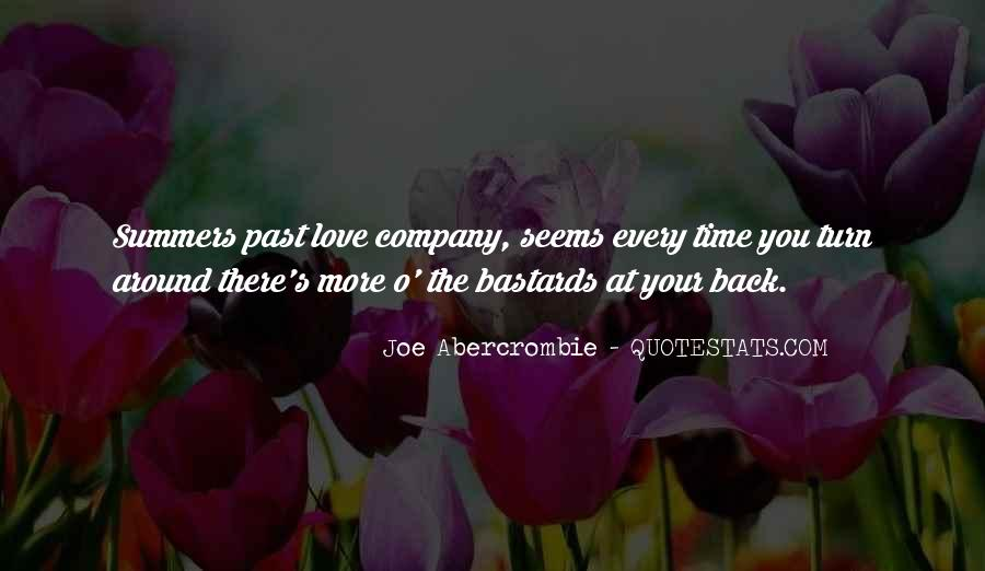 Love Your Company Quotes #1378413
