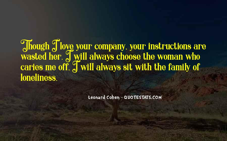 Love Your Company Quotes #406304