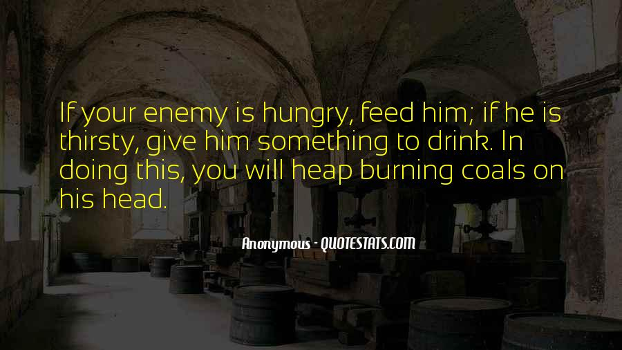 Love Your Enemy In The Bible Quotes #245958