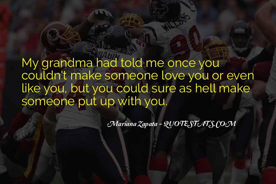 Love Your Grandma Quotes #600895