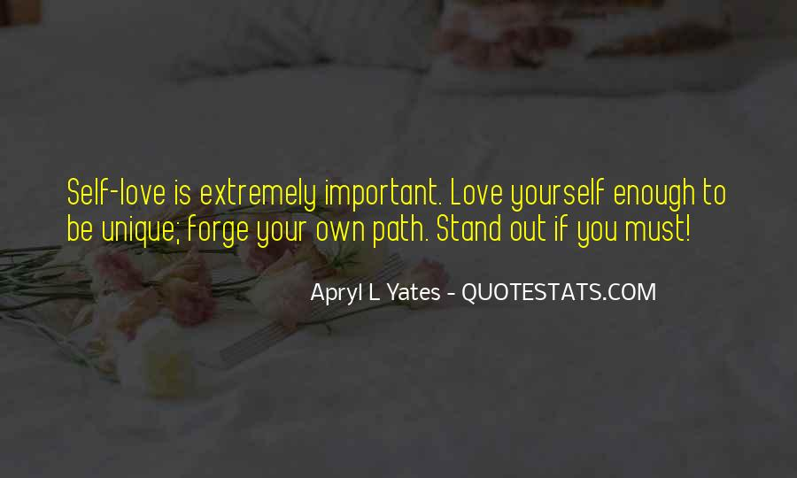 Love Your Yourself Quotes #81341