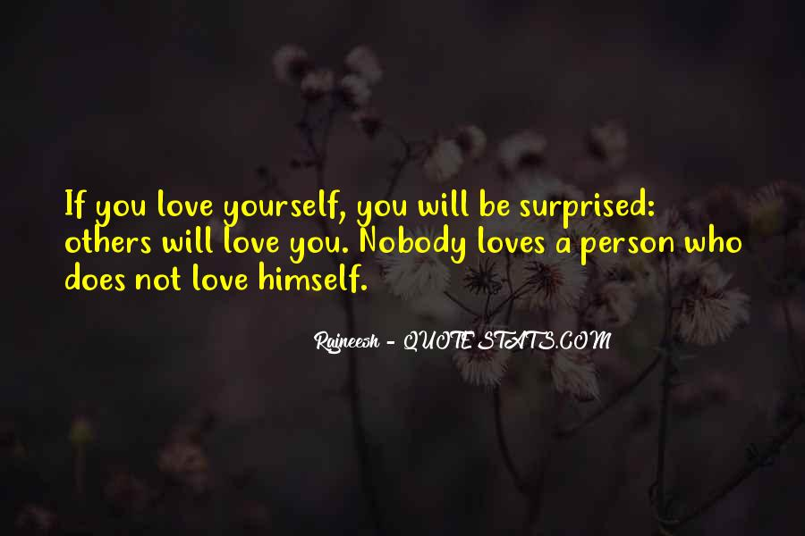 Love Yourself Love Life Quotes #107450
