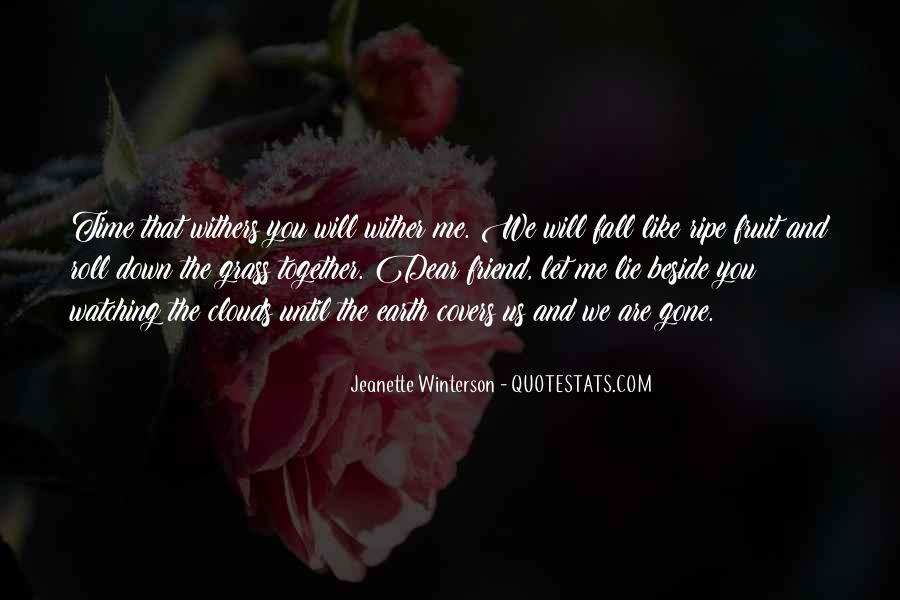 Quotes About Death Of A Dear Friend #1516337