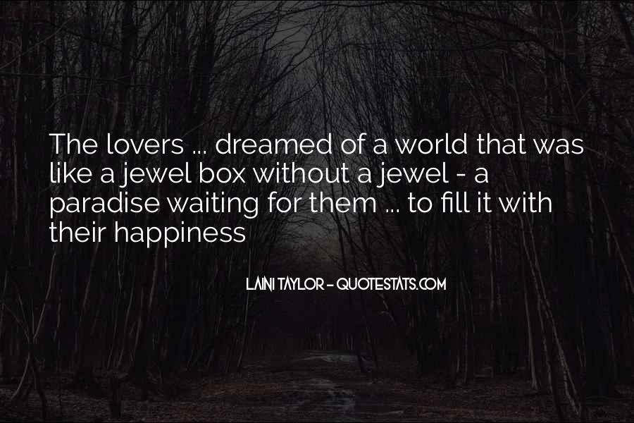 Lovers Paradise Quotes #381317