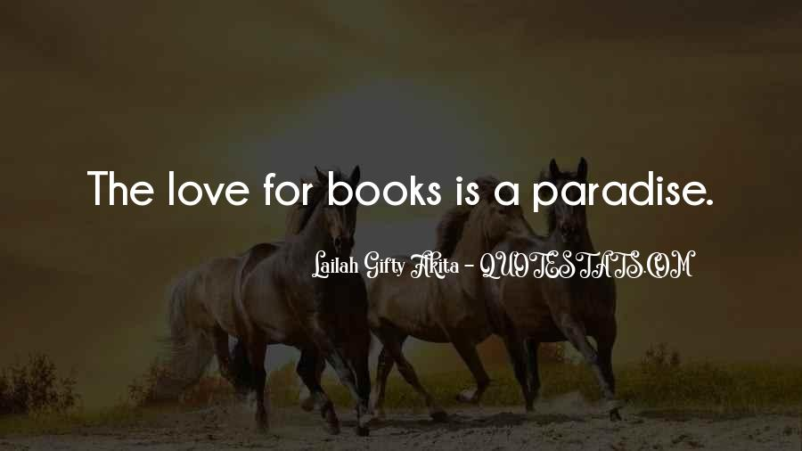 Lovers Paradise Quotes #894361