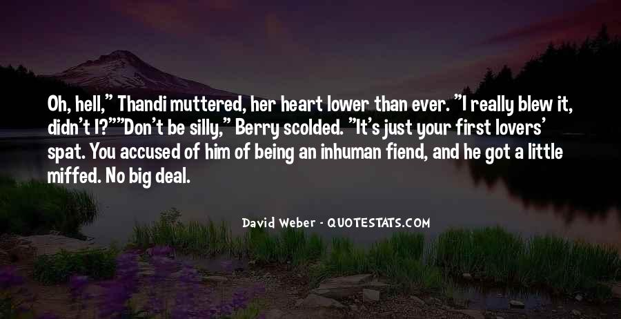 Lovers Spat Quotes #1257538