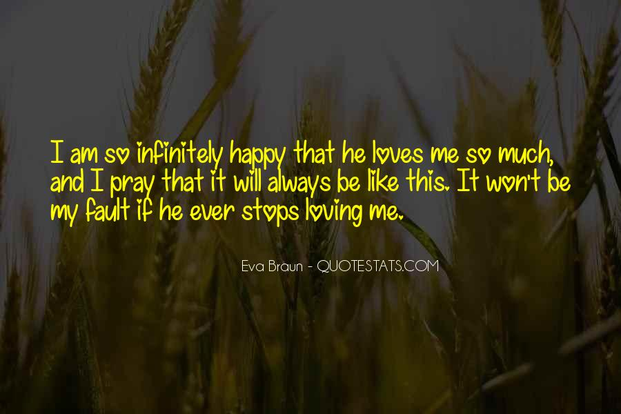 Loving You Is Not My Fault Quotes #884345