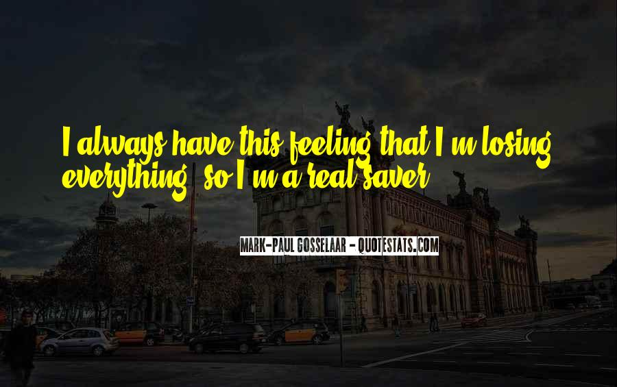 Loving You Isn't Enough Quotes #502822