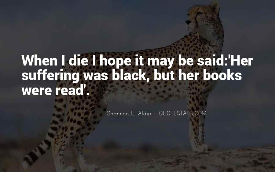 Quotes About Death From Novels #1042022