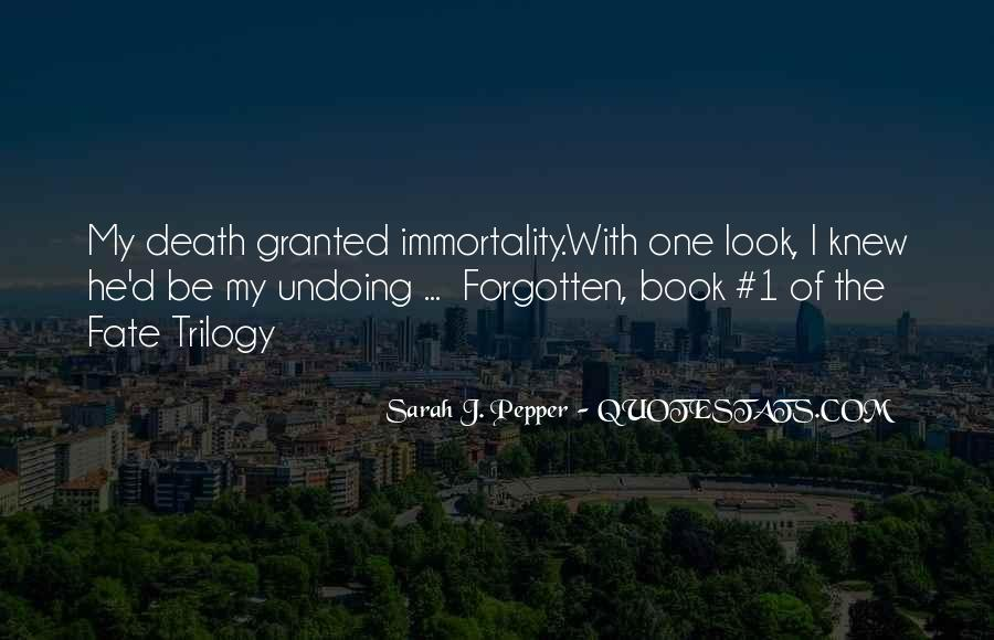 Quotes About Death From Novels #1776868