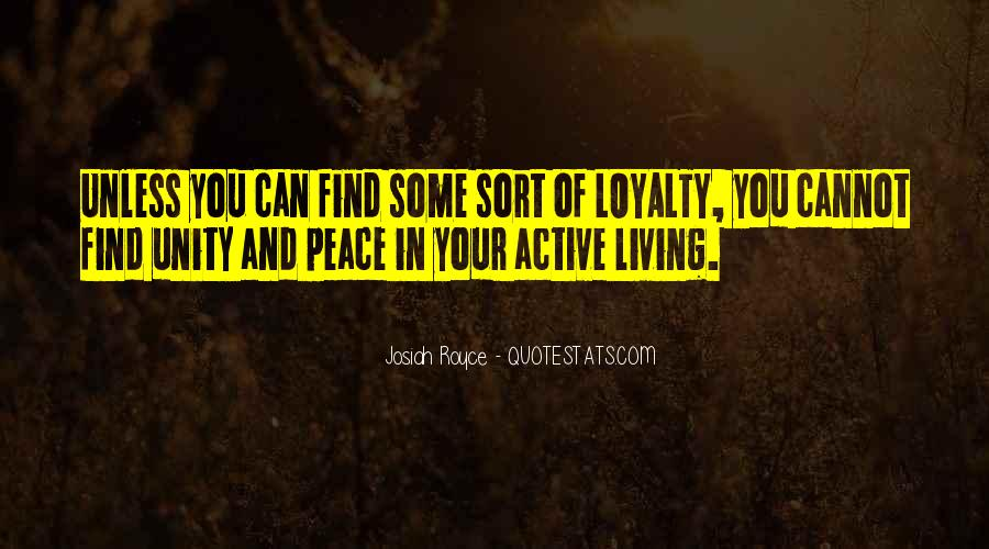 Loyalty And Business Quotes #164811