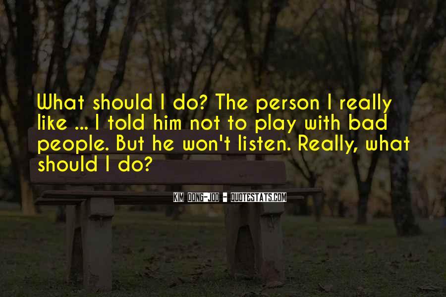Lu Dong Bin Quotes #171787