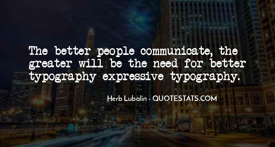 Lubalin Quotes #328198