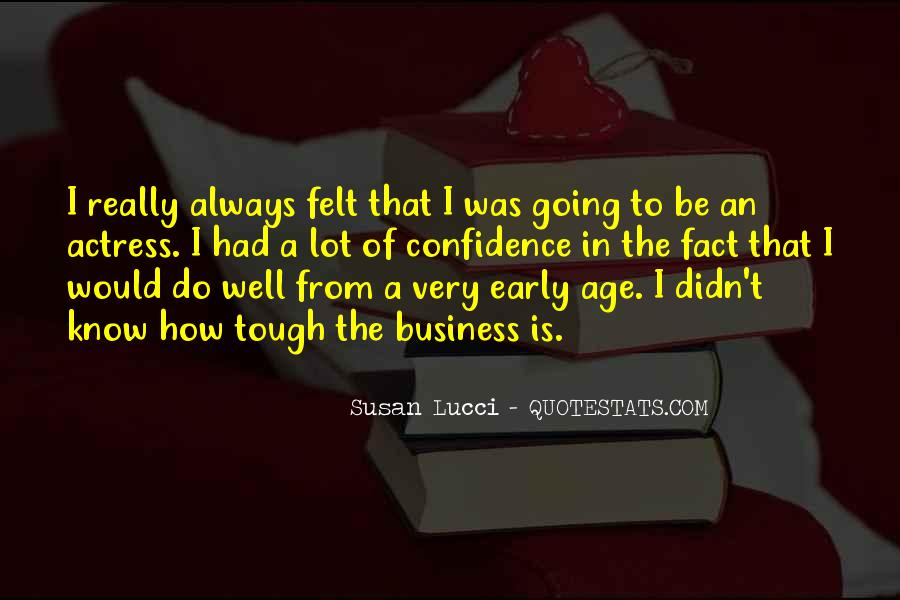 Lucci Quotes #219753
