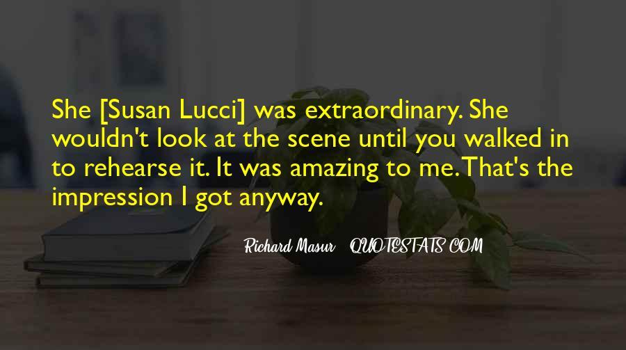 Lucci Quotes #81015
