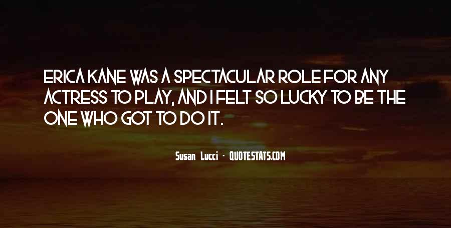 Lucci Quotes #884356