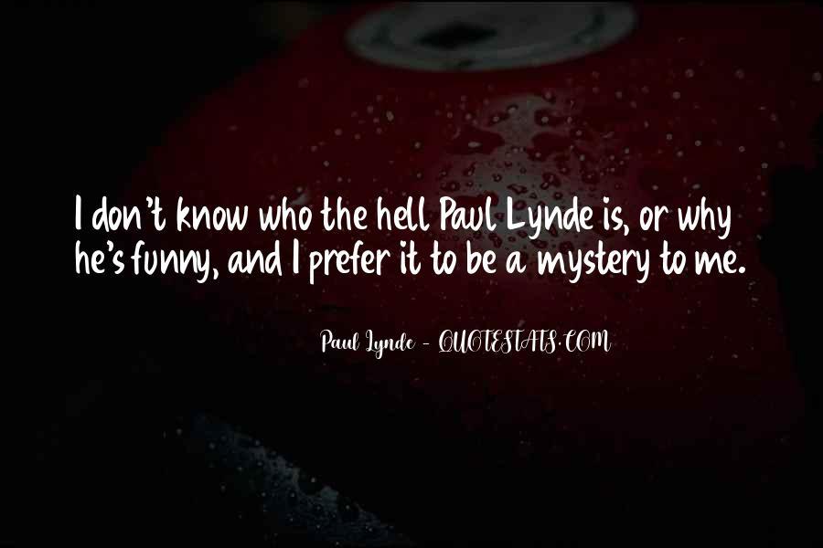 Lucie Quotes #52593