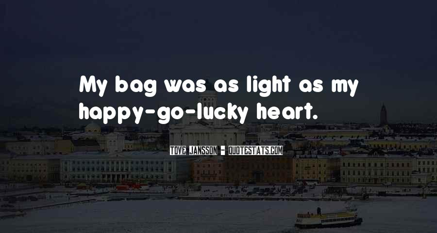 Lucky Have You Quotes #15531