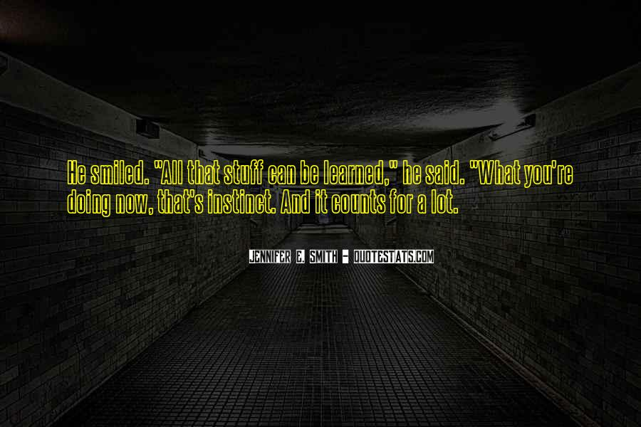 Quotes About Deadlyweapon #794455