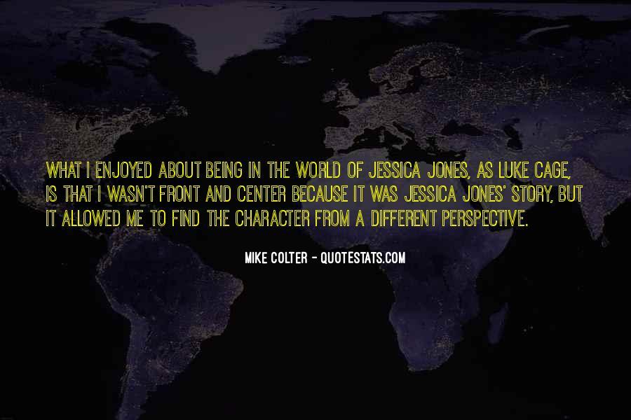 Luke Cage Quotes #1493215