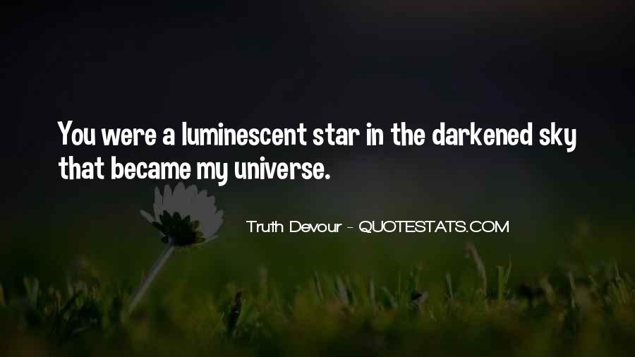 Luminescent Quotes #809240