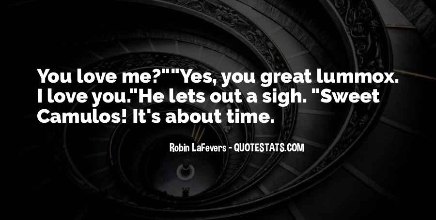 Lummox Quotes #313843