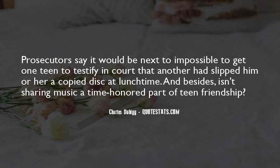 Lunchtime Time Quotes #1561304