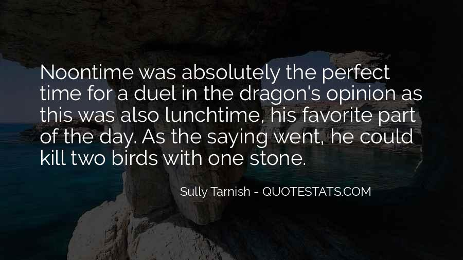 Lunchtime Time Quotes #160700
