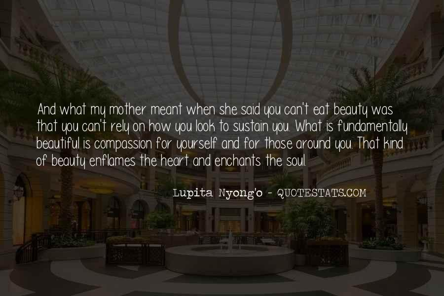 Lupita Beauty Quotes #1095433