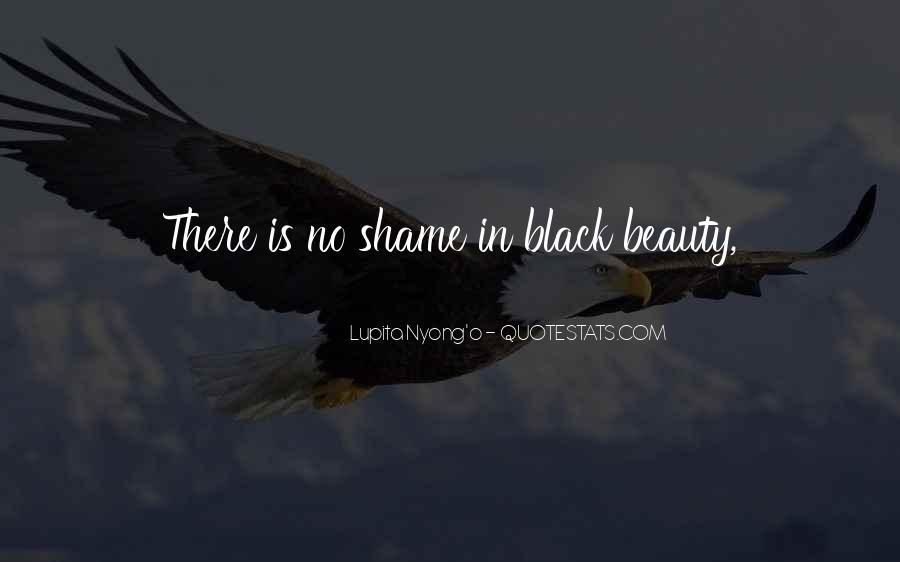 Lupita Beauty Quotes #1795053