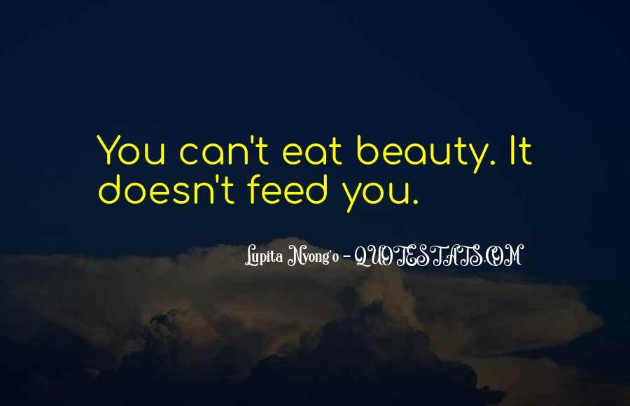 Lupita Beauty Quotes #897846