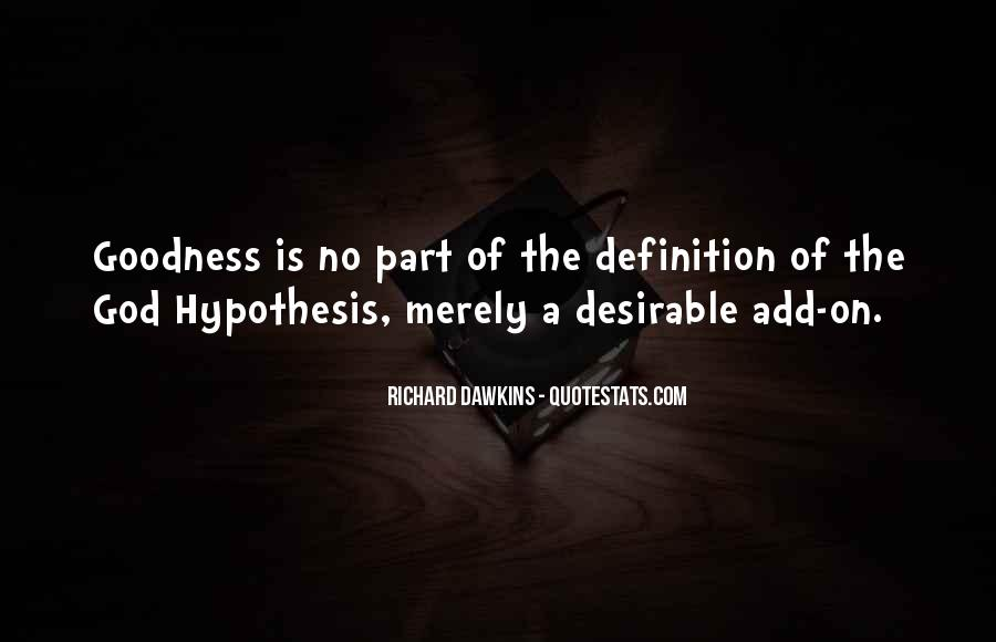 Quotes About Dawkins God #1014424