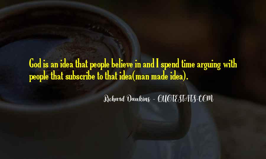 Quotes About Dawkins God #1067993