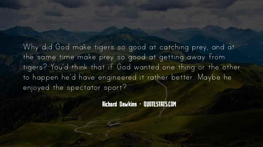 Quotes About Dawkins God #1518428