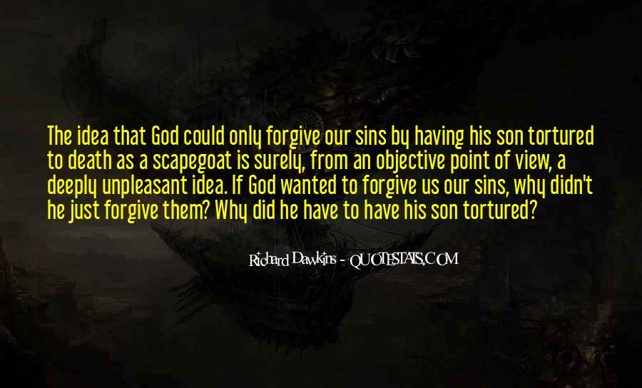 Quotes About Dawkins God #1743527