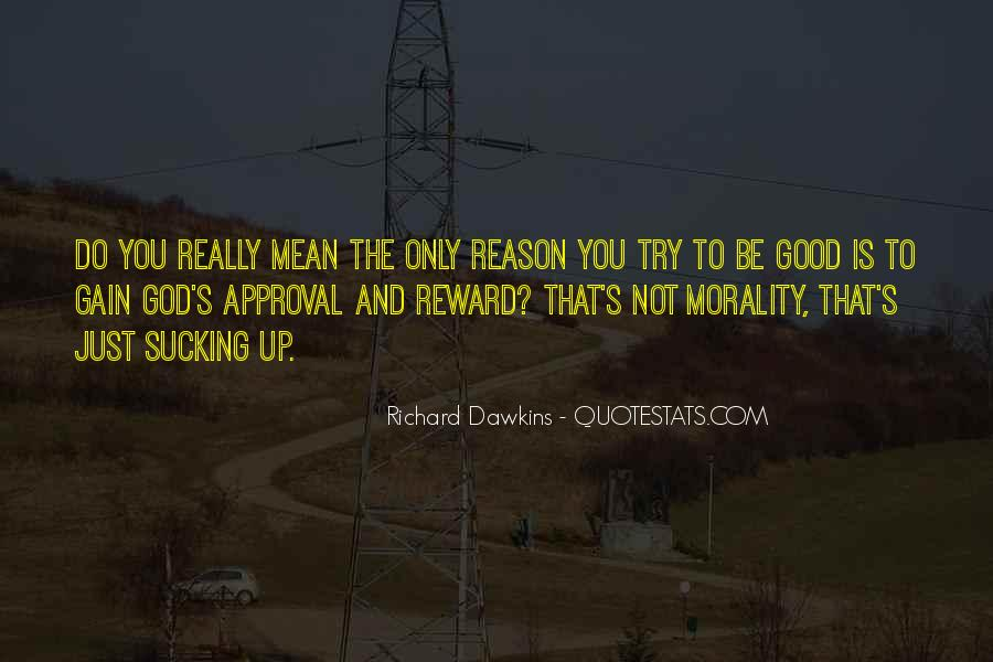 Quotes About Dawkins God #1844671