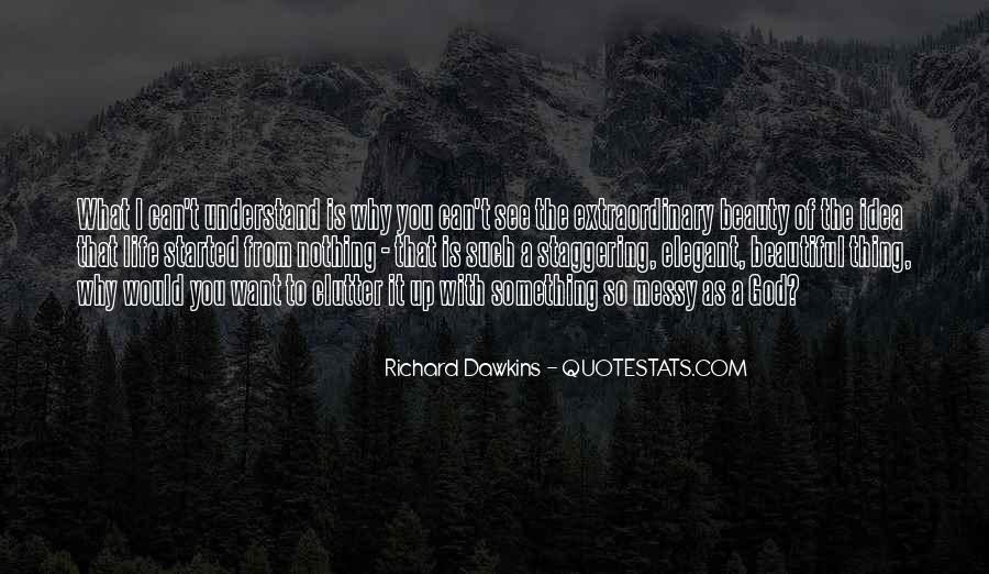 Quotes About Dawkins God #1870406